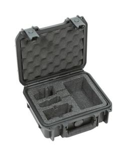 SKB iSeries Waterproof Case for Sennheiser EW, Sony UWP, and