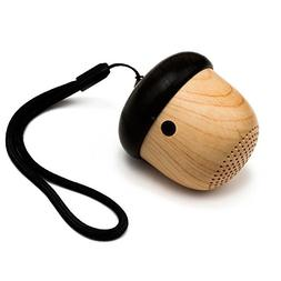 JSAUX Portable Mini Wireless Nut Speaker with Enhanced Bass