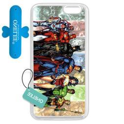 Onelee Justice League Custom Phone Case for iPhone 6+ Plus 5