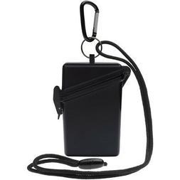 WITZ Keep it Safe Waterproof Sports Case, Black