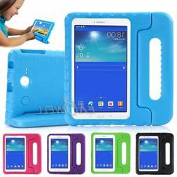 Kids EVA Handle Shockproof Case For Samsung Galaxy Tab A /E/