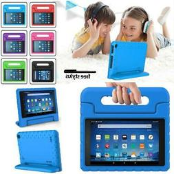 Kids Safe Case Handle EVA Cover Stand For Amazon Kindle Fire