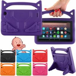 Kids Shockproof EVA Handle Tablet Case For Amazon Kindle Fir