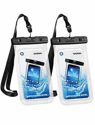 Mpow 097 Universal Waterproof Case, IPX8 Waterproof Phone Po