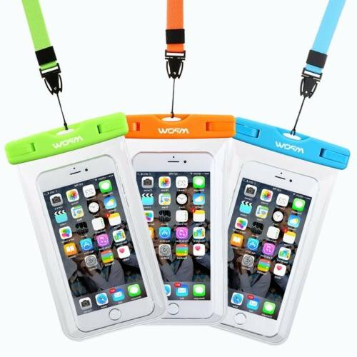 3 Mpow Underwater Bag Pack Case Cover for