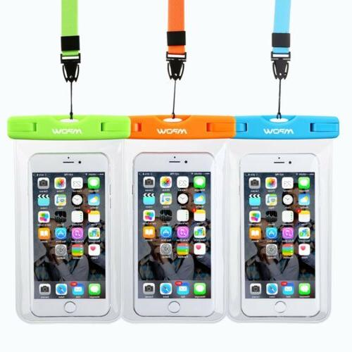 Mpow Case Waterproof Cellphone Dry Bags