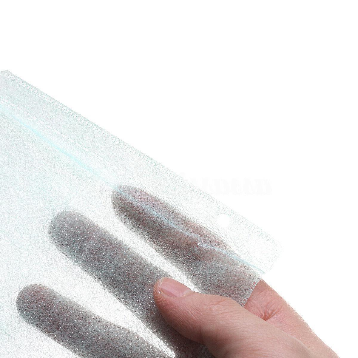 100pcs Disc Double Side Cover Case Plastic Bag Holder Pack