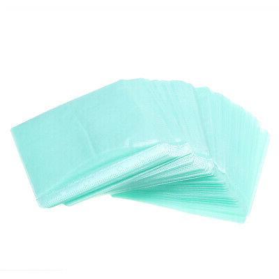 100pcs CD DVD Double Side Case Plastic Holder Pack