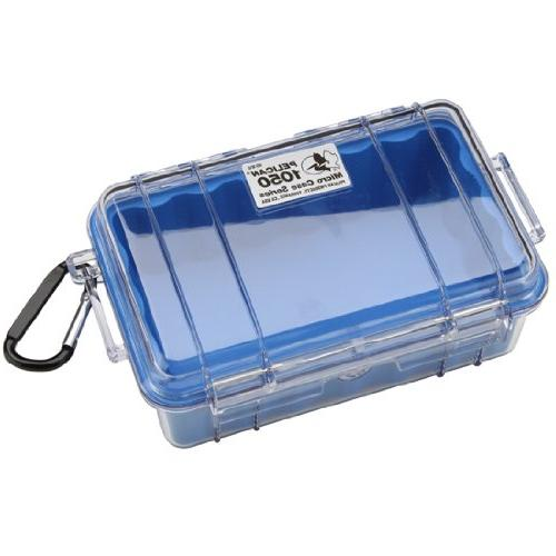 1050 Micro Case Blue Clear Lid Liner