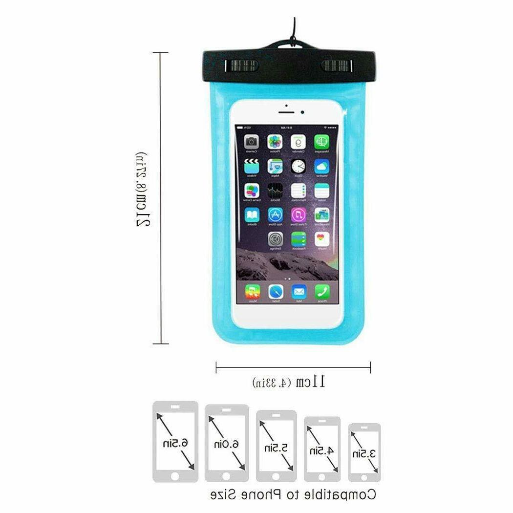 2 Underwater Bag Dry Case for Phone