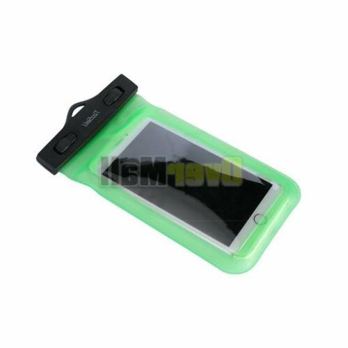 2 Swimming Waterproof Underwater Pouch Dry for smart Phone