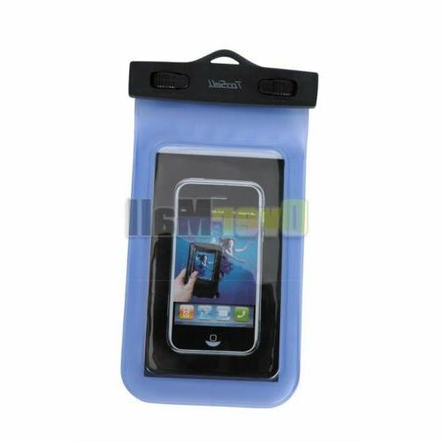 2 Waterproof Underwater Dry Case Phone
