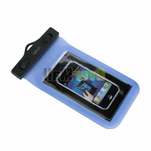 2 Pack Swimming Underwater Pouch Bag Dry smart Phone