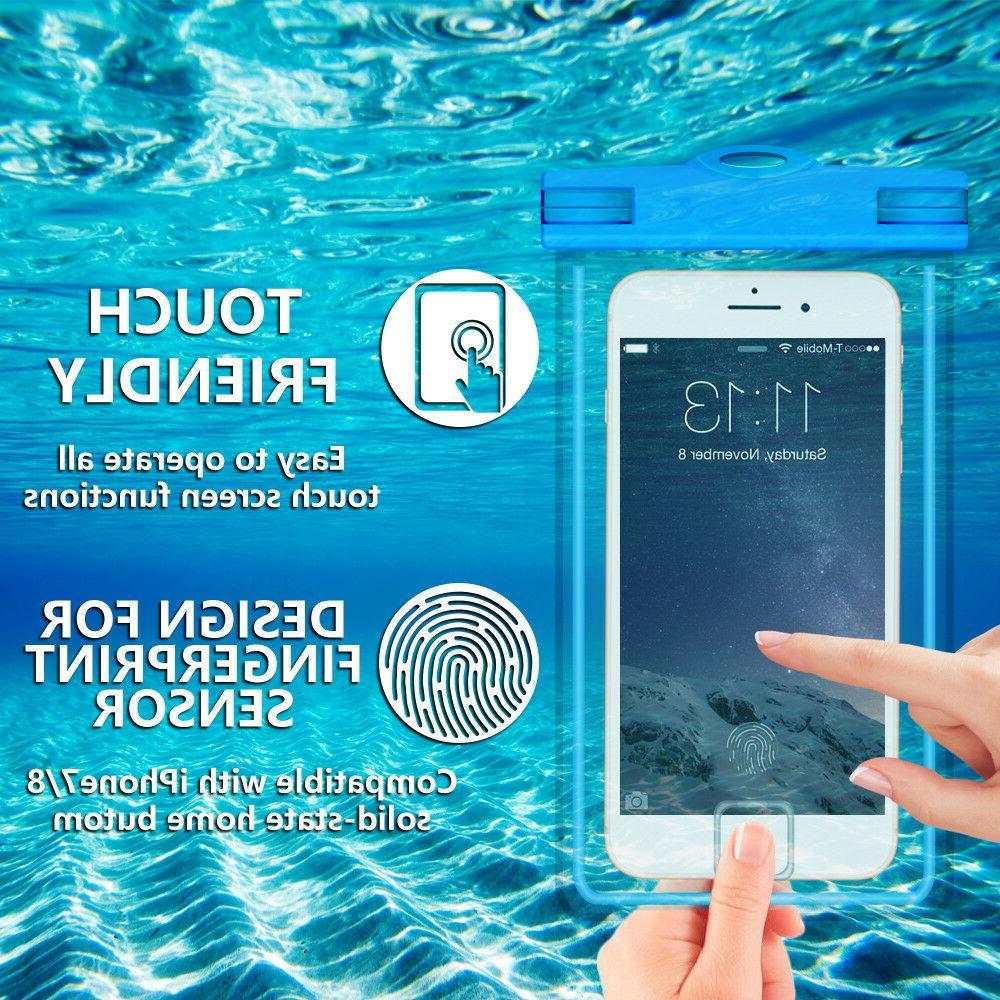 2 PCS Phone Case Phone Bag -