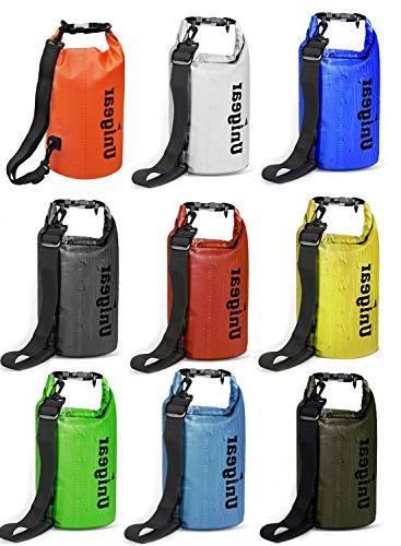 Unigear 600D Bag Waterproof Floating Dry Gear Bags Boating, Fishing, Swimming with Waterproof Case