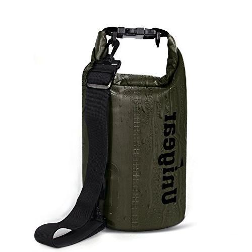 Unigear 2L/5L/10L/20L/30L/40L 600D Bag Sack, Dry Boating, Kayaking, Fishing, Rafting, Swimming Waterproof Case