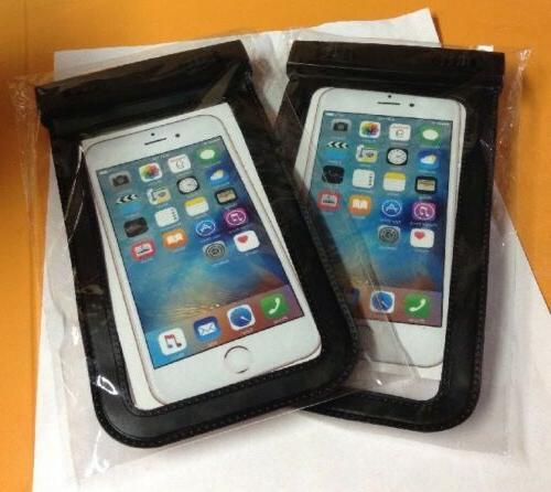 2Pack Universal Trianium TETHYS Cellphone Dry Bag