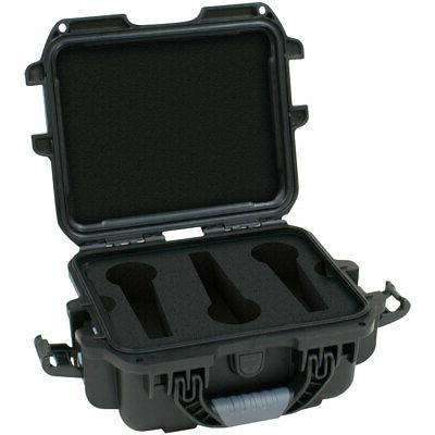 2x e935 Microphones with Mic Case and
