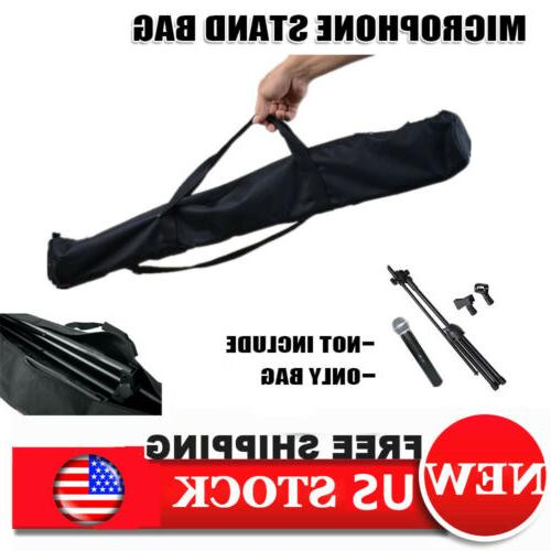 31 speaker microphone stand carrying case storage