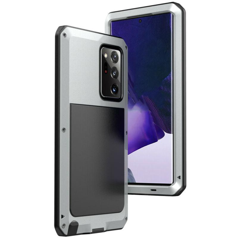 For Samsung 20 Metal Armor Case