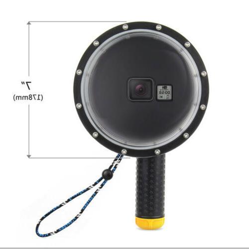 "7"" Waterproof Lens Diving Case for 5/6/7"