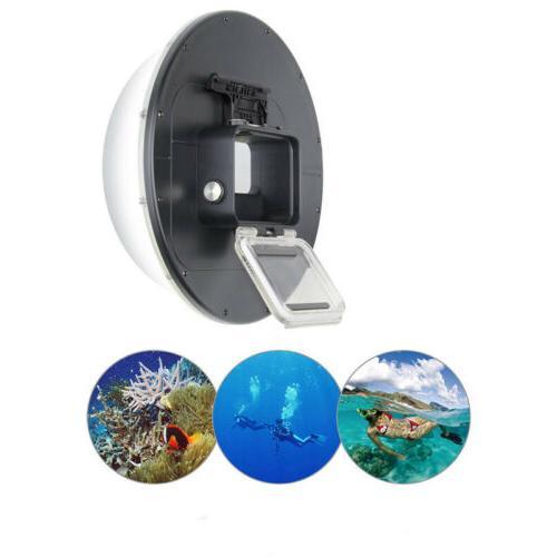 "7"" Waterproof Lens Cover Diving Case 5/6/7"