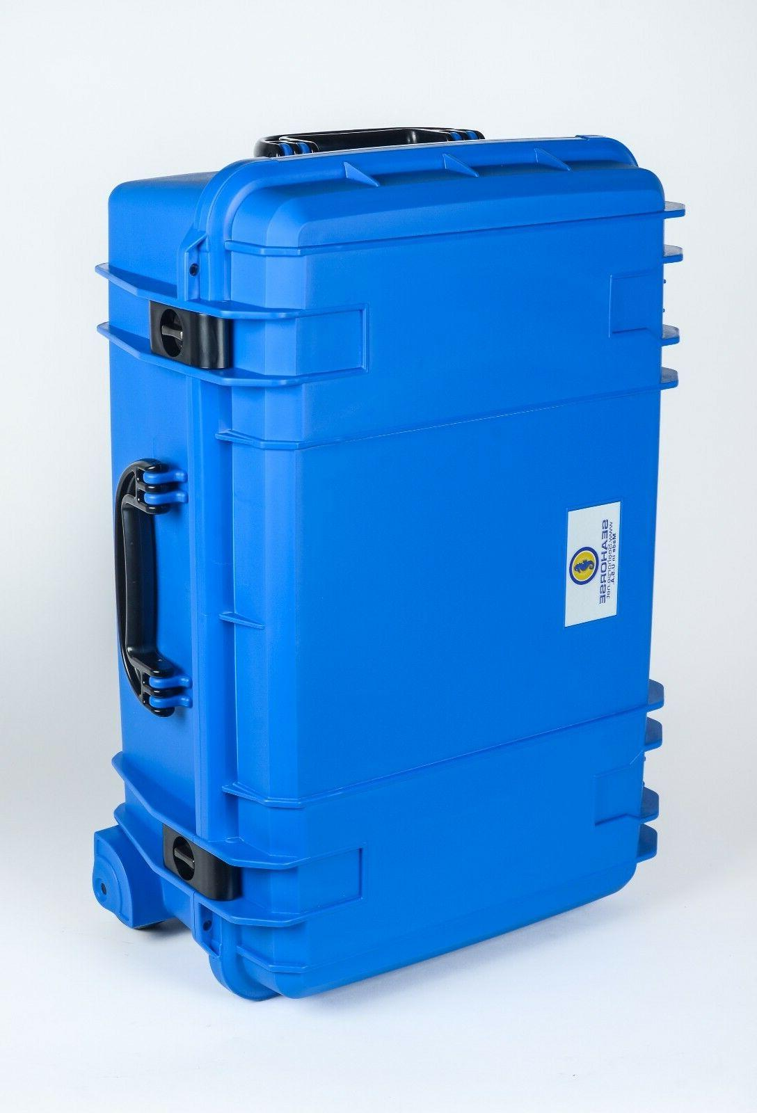 920 Blue SE920 Case. & Pelican Lock.