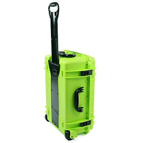 Seahorse Waterproof Wheeled Hard Case,