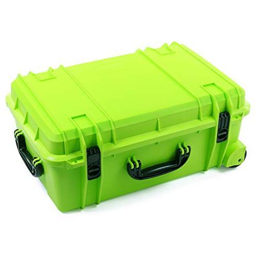 920 waterproof wheeled hard case