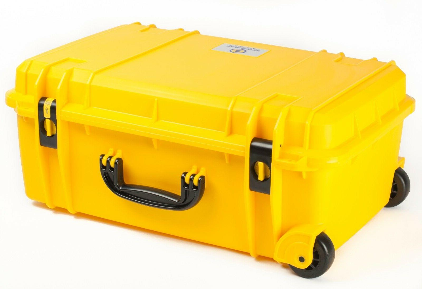 920 Yellow SE920 Case. With