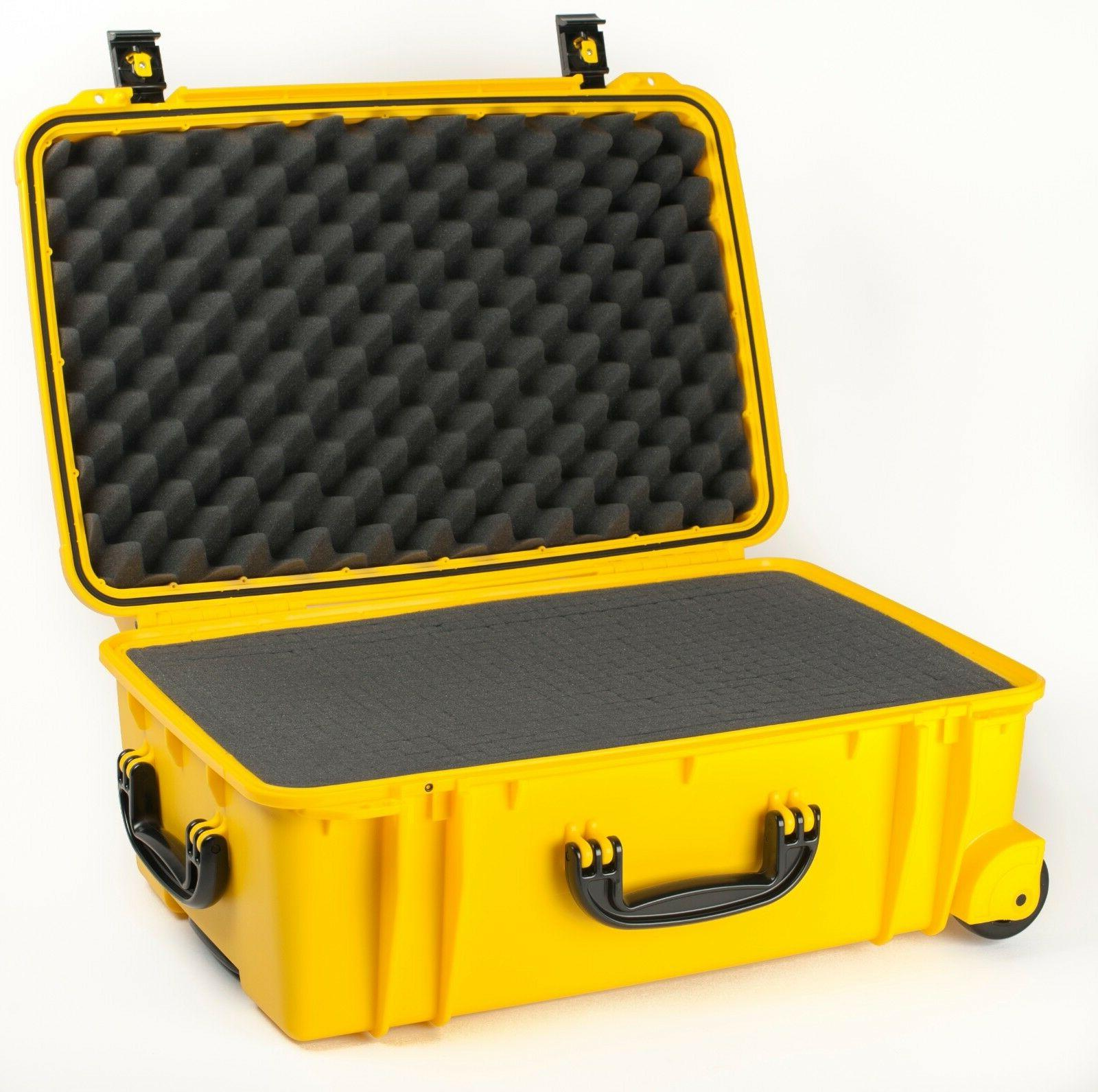 920 yellow se920 case with foam