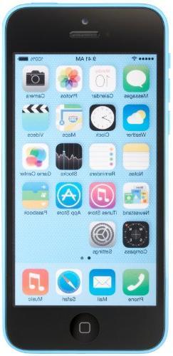 Apple iPhone 5c Unlocked Cellphone, 16GB, Blue
