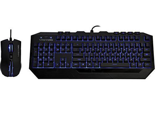 Cooler Master Devastator - LED Gaming Keyboard and Mouse Com