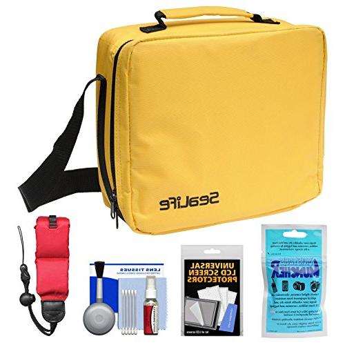 Essentials Bundle for SeaLife DC1400, Micro HD 16GB & HD+ 32