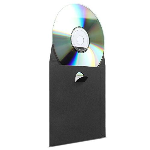 DVD Thick Paper Standard Storage for Music Movie Video Game Disc