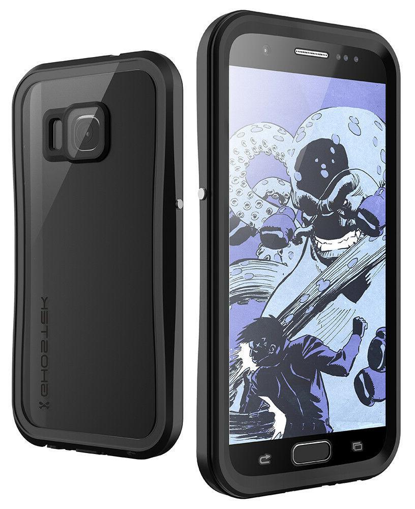 For iPhone 6 6s Plus Galaxy Note 5 S6 | Ghostek ATOMIC2 Slim