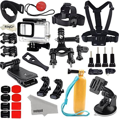 Kupton Accessories for GoPro Hero 7/6/ 5/Hero  Action Camcor