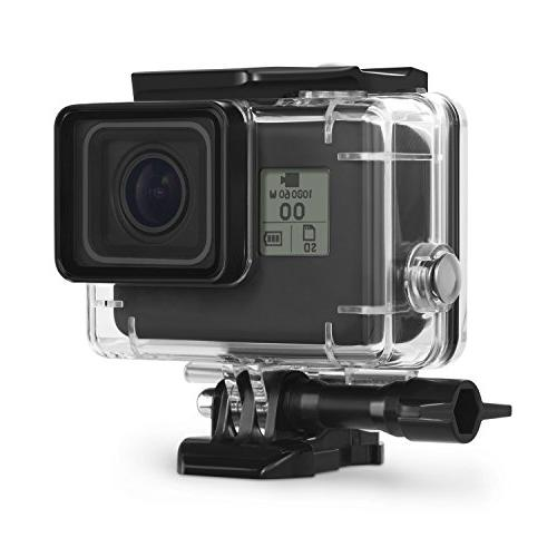 Kupton Hero 7/6/ 5/ Starter + Screen Cover Cover for Go Hero7 Hero6 Hero5 Kit
