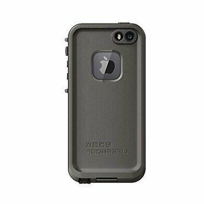 LifeProof FRĒ SERIES Waterproof Case for iPhone 5/5s/SE ONL