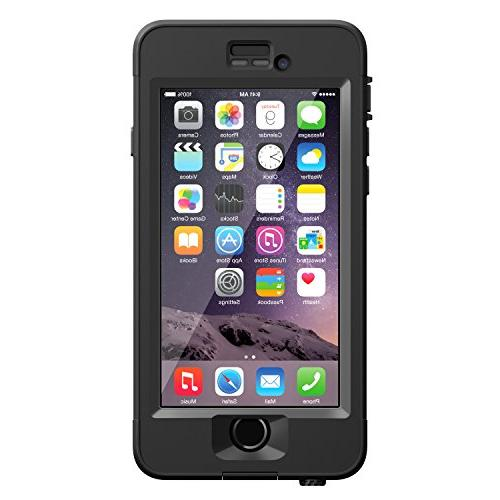 Lifeproof - Nuud Hard Case For Apple® Iphone® 6 - Bl