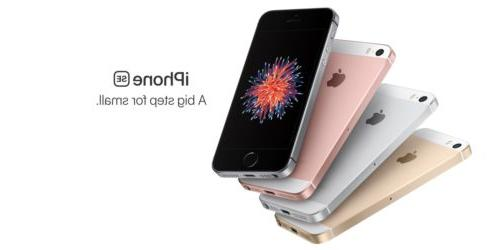 "New *UNOPENDED* Apple iPhone SE - 16/64GB 4.0"" Unlocked Smar"