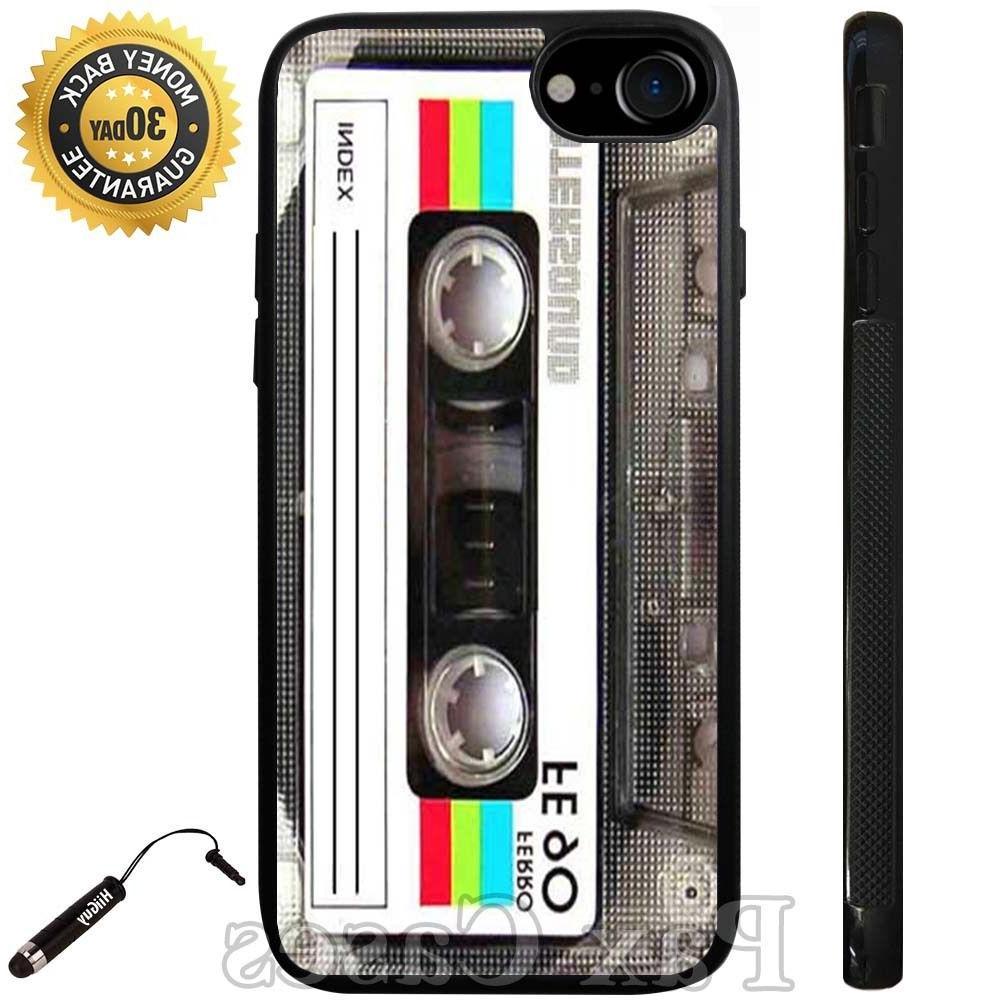 on sale 8cd34 2d66d Retro Cassette Tape Case For iPhone 6S 7