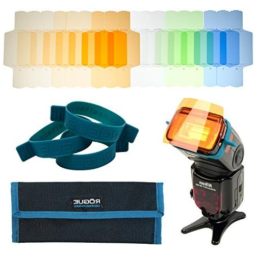 Rogue Photographic Design ROGUEGEL-CC Flash Gels Color Corre