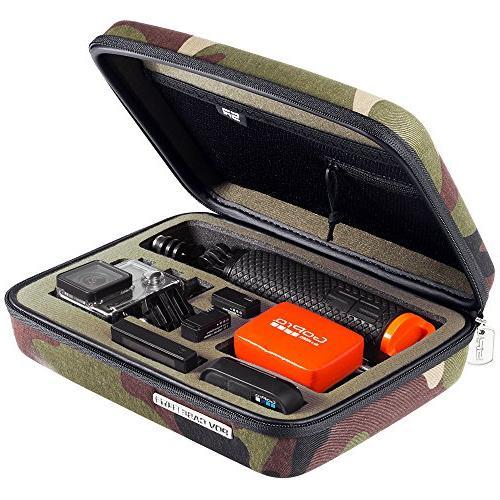 SP Gadgets POV Elite Case, Camo, Medium