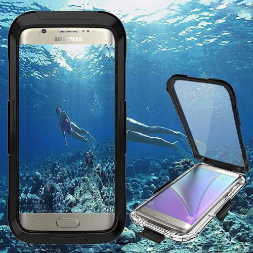 Waterproof Shockproof Dirtproof Cover Case For Samsung Galax