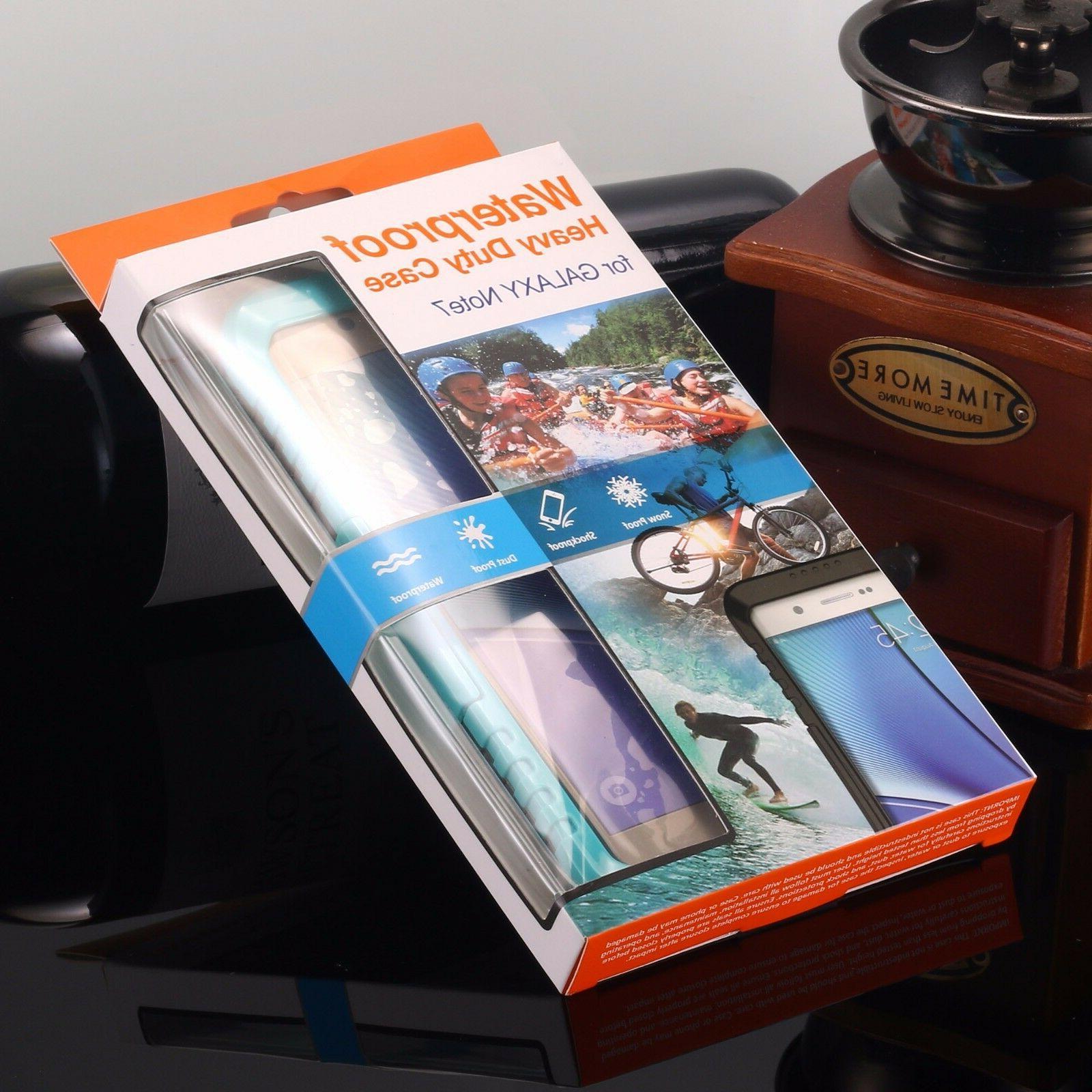 Waterproof Shockproof Case Cover Samsung S10+ S9 9 S7