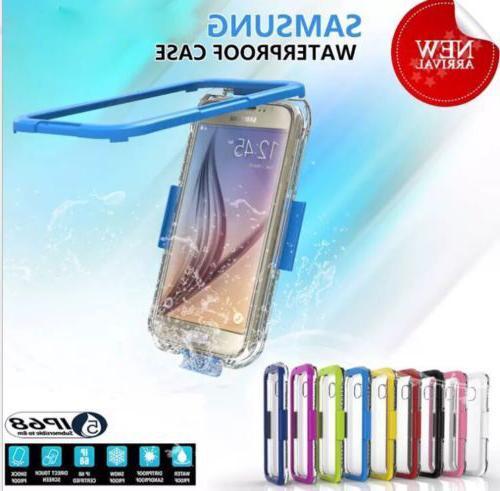Waterproof Hard Cover Galaxy S9 Note 10 9