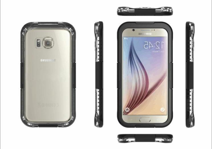 Waterproof Shockproof Hard Cover Samsung S10+ S9 Note Plus 9 8