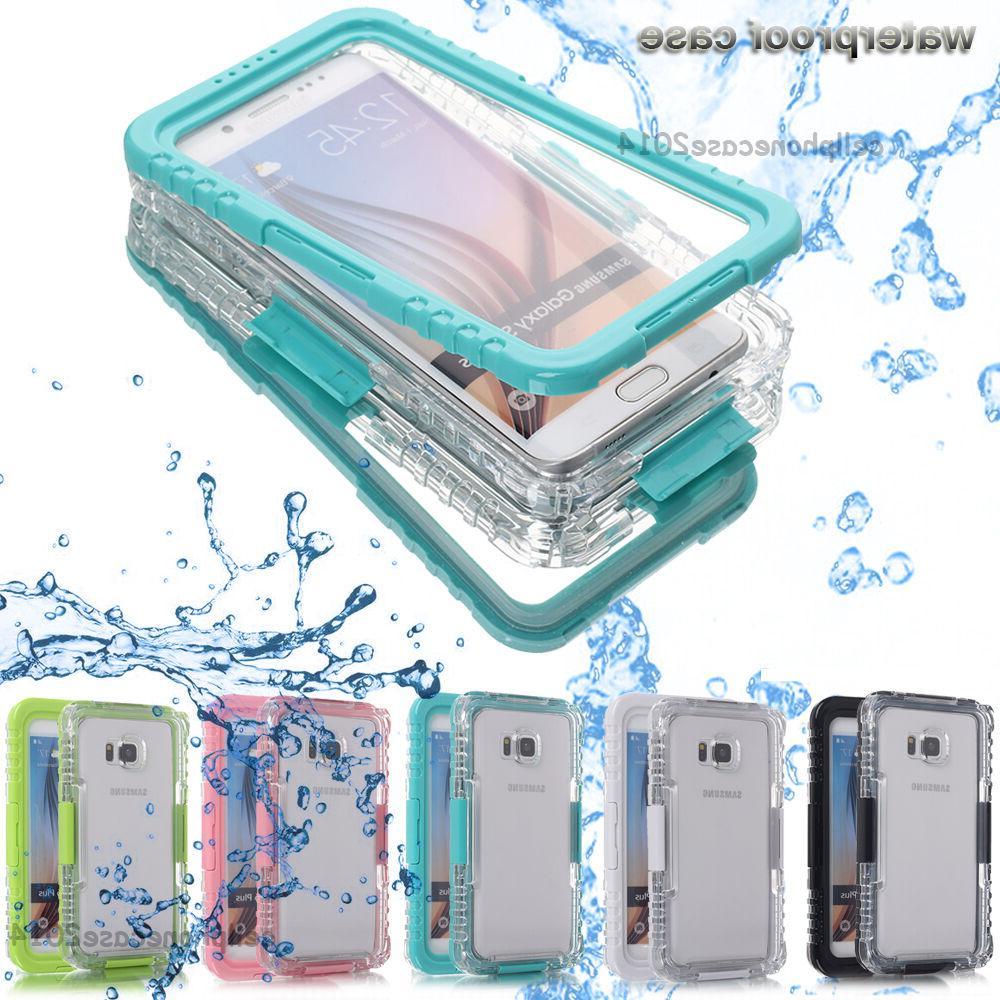 Waterproof Shockproof Hard Case Cover Samsung Galaxy S10+ S9