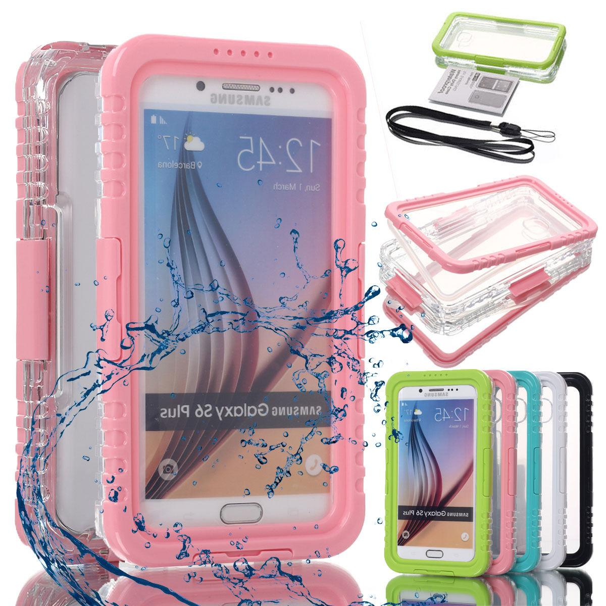 Waterproof Shockproof Phone Case Cover For Samsung Galaxy S6